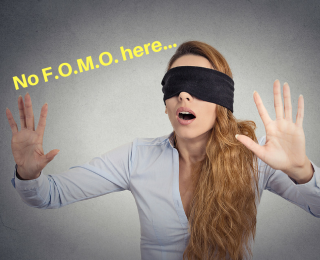 No FOMO here… I've got you